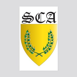 SCA Sticker (Rectangle)